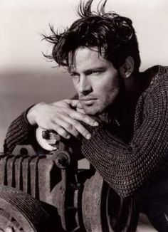 The astoundingly handsome Gabriel Garko ~ *sigh*... why am I always attracted to these types?