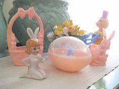 Vintage Easter treasures