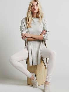 Intimately Soft Legging at Free People Clothing Boutique
