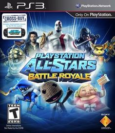 PS3 ALL STARS BATTLE ROYALE * Learn more by visiting the image link. Note:It is Affiliate Link to Amazon.
