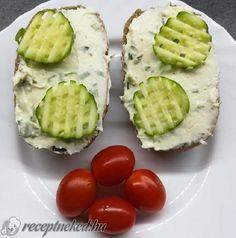 Tavaszi juhtúrókrém Avocado Toast, Breakfast, Food, Morning Coffee, Essen, Meals, Yemek, Eten