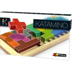 Katamino helps children understand the basic concepts of #geometry and develop their observation and powers of #logic while enjoying themselves. It can also bolster fine motor skills and spatial awareness. #maths