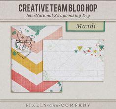 FREE Homemade Happiness: 2014 iNSD - Creative Team Blog Hop