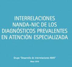 Acceso gratuito. Interrelaciones NANDA-NIC de los diagnósticos prevalentes en atención especializada