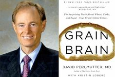 """Grain Brain"" author Dr. David Perlmutter says a low-carb ketogenic diet prevents Alzheimer's disease."