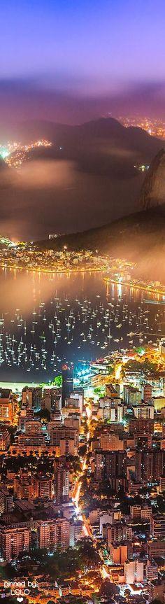 Rio de Janeiro, Brazil by Eva0707
