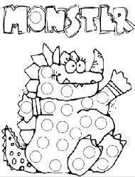 Image result for kids write monster stories