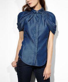Cape Shirt - Rinse - Levi#39;s - levi.com
