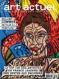 Art Actuel #89 : Exclusif ! Combas retour à la peinture !