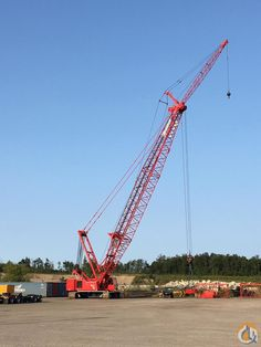 Grove and Manitowoc 999 Series 3 for Sale in Canada Cranes For Sale, Series 3, 40 Years, Golden Gate Bridge, Utility Pole, Canada, Travel, Viajes, Destinations