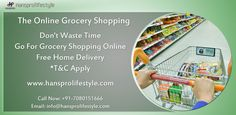 Call at +91 7080152666 and enjoy home delivery service of online grocery products in Allahabad. We offer wide range of fresh household essentials like fruits, food, Home Care, Dry Care, Patanjali Products, and Vegetable at competitive rates.