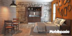 Сделано в Италии контракт мебели Mobilspazio: новые коллекции 2016 года