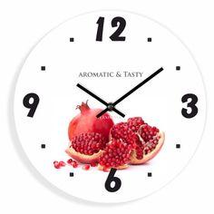 Biele nástenné hodiny do kuchyne Ale, Clock, Tasty, Decor, Watch, Decoration, Ale Beer, Clocks, Decorating