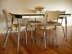 Ebay Entry For Table Chairs Later Being Sold On Gumtree At Burra