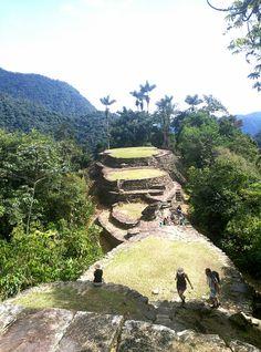 Ciudad Perdida: El trekking que te cambiará la vida #travelbloggers #viajar #viajes #travelling #CiudadPerdida #Colombia #Suramérica