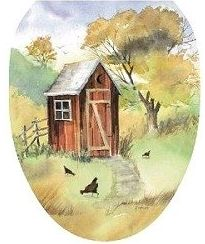 1000 Images About Outhouse Decor Items On Pinterest