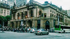 Teatro Municipal de São Paulo.Brazil Wonders : Photo