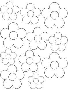 Νηπιαγωγός για πάντα....: Παρουσιολόγιο: Δέντρο και Ζωάκια ανά Εποχή Crafts For Kids, Arts And Crafts, Flower Template, Floral Illustrations, Little People, Back To School, Applique, Clip Art, Templates