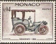 Monaco 1961 4c Mercedes.