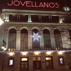 Cuanto todavia por ver en el #teatrojovellanos de #gijon #gijondelalma