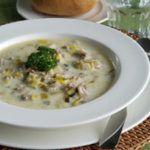 Antizyklisches Kochen: Käsesuppe aus dem Slowcooker
