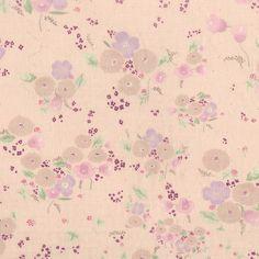 ~ nani IRO - little letter Nina, double gauze fabric Tiger Crafts, Thing 1, Dressmaking Fabric, Textiles, Fabric Birds, Double Gauze Fabric, Japanese Fabric, Double Knitting, Small Flowers