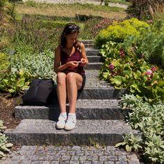 Ich mitten im Blumenparadies 🌸🍃🌼🌷🌿- Insel Mainau 😍 Paradise, Flowers