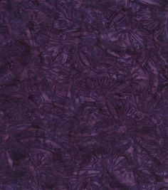 Batik Cotton Fabric- Purple Passion Batik