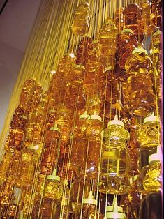 Detail of the Honey Bear window display at Rockefeller Center store by anthro_creative, via Flickr