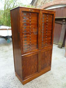 Early Victorian Collecting Case
