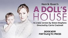A Doll's House, Young Vic and Duke of York's Theatre in the West End, 2013