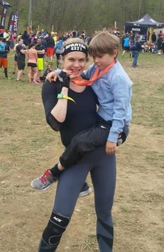 15 miles & 40+ obstacles couldn't stop Supermom Tatiana from finishing the Spartan Race strong.   #HappyMothersDay #STANDTALLFORMOM