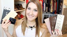 YouTube Beauty guru Tiffany D Shares her favorite palettes.