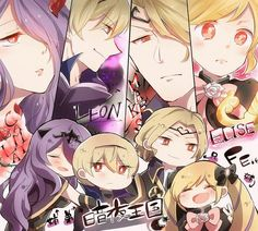 Nohr is the best family !