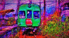 Art picture by Seizi.N 僕の故郷の話をしょう、どこかで聞いた様な歌詞と思いますが、僕の故郷熊本の絵の話をしょうに変えて、熊本は路面電車にローカル鉄道車両が多い町です、この絵は北熊本と上熊本を走るローカルの通る町の風景をお絵描きしました。  JULEE CRUISE - FLOATING INTO THE NIGHT (Full Album + Bonus) http://youtu.be/Cixs8LCHwX4