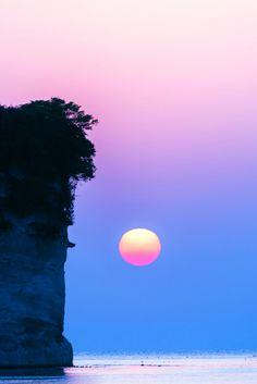 Toyama, Japan 旬の撮影スポット | 自然・風景 > 海の写真 | GANREF