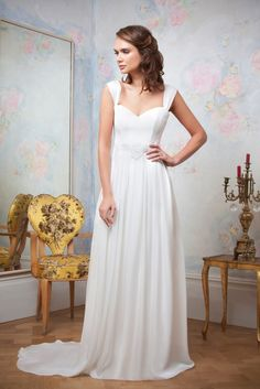 Emma Hunt Wedding Dress Sample Sale at 170 Queensgate