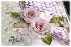 Scrap That Chat: Vellum Flower Tutorial by Featured Guest Designer ~ Gabrielle Pollacco