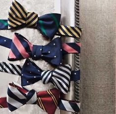 love bow ties
