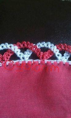 Watch This Video Beauteous Finished Make Crochet Look Like Knitting (the Waistcoat Stitch) Ideas. Amazing Make Crochet Look Like Knitting (the Waistcoat Stitch) Ideas. Crochet Boarders, Crochet Edging Patterns, Crochet Lace Edging, Crochet Motifs, Crochet Trim, Crochet Designs, Free Crochet, Knitting Patterns, Knit Crochet