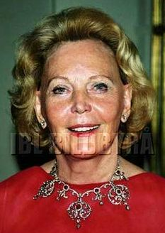 Countess Marianne Bernadotte af Wisborg, wife of former Prince Sigvard of…