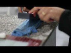Como Afiar uma Faca sem pedra de amolar - Muito Fácil - YouTube