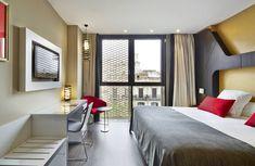 Gallery of Hotel Vincci Gala Barcelona / TBI Architecture & Engineering - 19