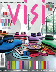 VISI 111 IS HERE #VISIMag #VISIMagazine #VISI111 South African Design, Bar Design Awards, New Wallpaper, Restaurant Bar, Wall Design, Design Trends, Design Inspiration, The Incredibles, Cool Vans