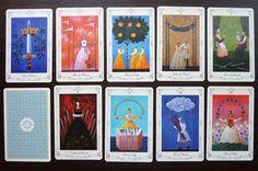 タロットカード* Stella Tarot - 星占いのはずが…タロットカードマニア ...