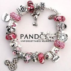 >>>Pandora Jewelry>>>Save OFF! >>>Order Click The Web To Choose.>>> pandora charms pandora rings pandora bracelet Fashion trends Haute couture Style tips Celebrity style Fashion designers Casual Outfits Street Styles Women's fashion Runway fashion Pandora Bracelet Pink, Pandora Beads, Pandora Bracelet Charms, Pandora Jewelry, Pandora Pandora, Cute Jewelry, Charm Jewelry, Charm Bead, Bead Jewelry