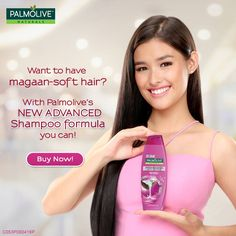 Liza Soberano, Soft Hair, Shampoo, Personal Care, Target, Beauty, Fluffy Hair, Self Care, Personal Hygiene