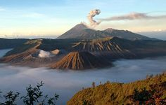 Semeru mountain, east java, indonesia. Proud to live in indonesia