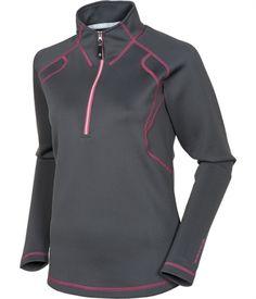 SUNICE JADA Super Stretch Thermal Pullover | #Golf4Her #golf