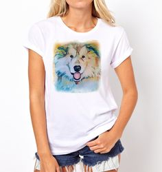 "Now available!!  ""Alaskan Malamute... It's selling out fast! http://www.art4atriskpets.com/products/alaskan-malamute-womens-t-shirt-original-art?utm_campaign=social_autopilot&utm_source=pin&utm_medium=pin"